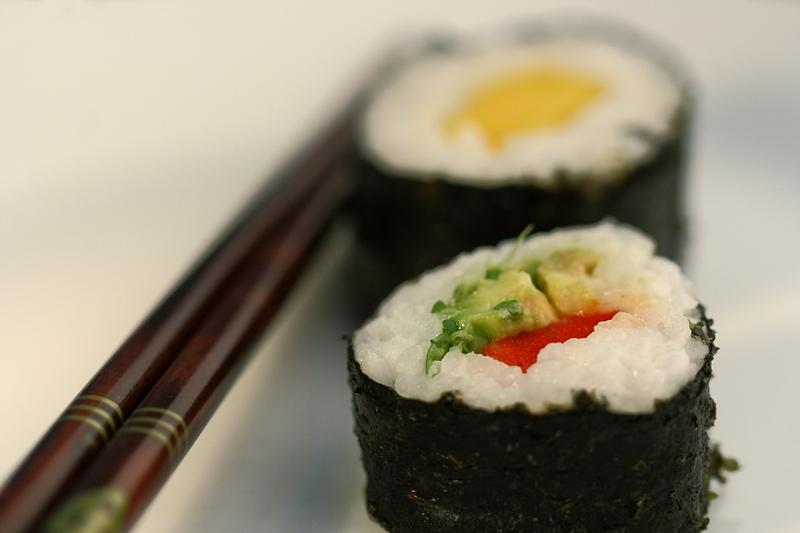 No Fish Sushi