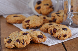 Cranberry koekjes