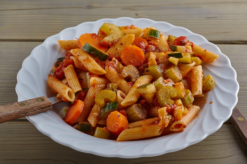Image result for pasta rode saus