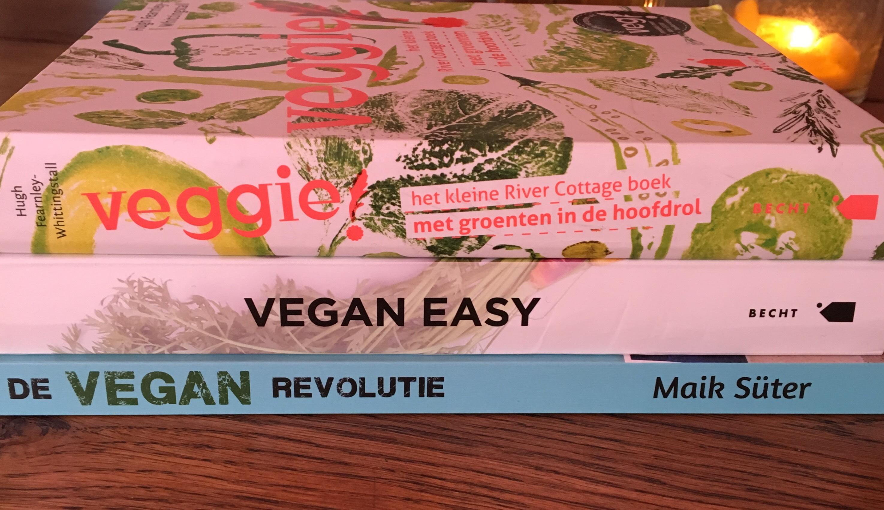 Marjan 39 s top 3 vegan kookboeken veganchallenge for Vegan boek
